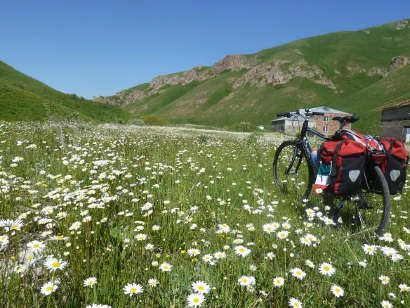 Armenia in bicicletta Da Re