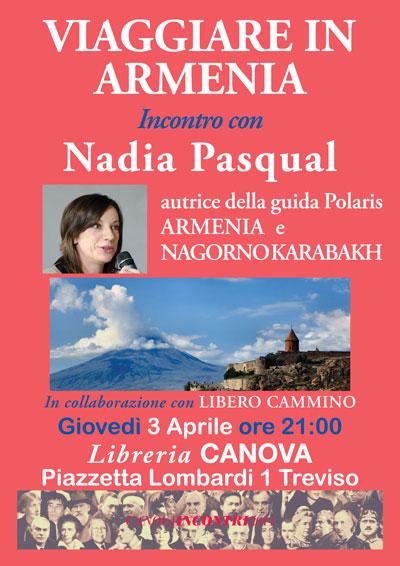 Armenia Nadia Pasqual
