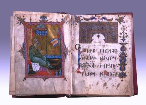 Manoscritto armeno