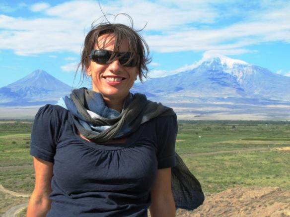 Viaggio in Armenia con Nadia Pasqual